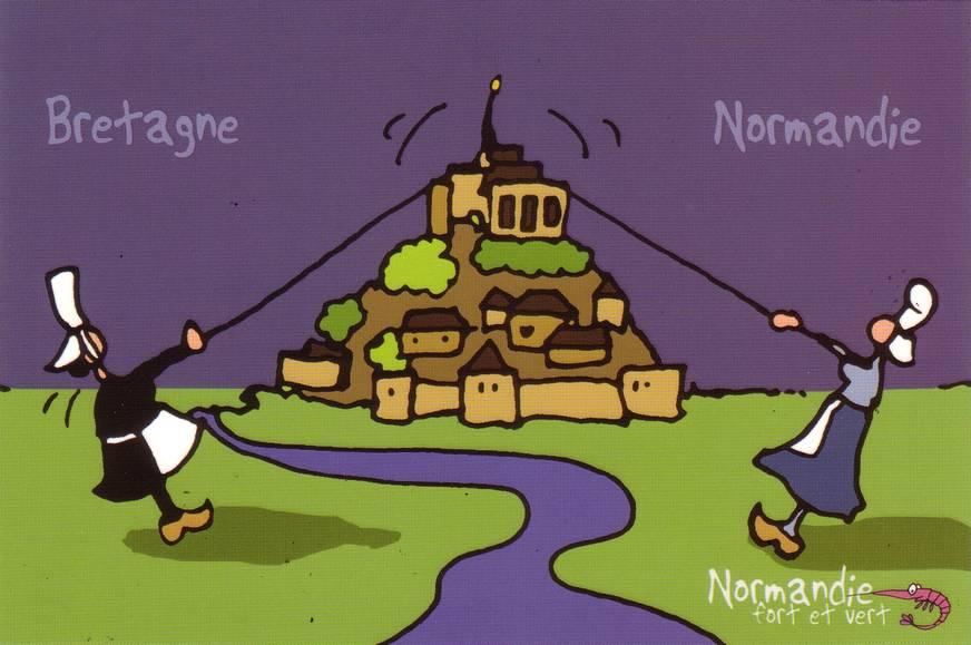 La Baie et le Mont Saint-Michel Mont